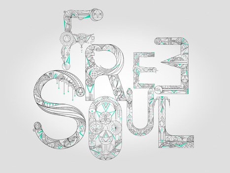 A Collection of Beautiful Typography | Studiodaas Magazine | Great type | Scoop.it