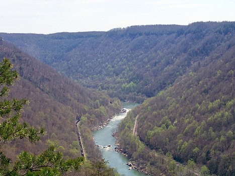 New River Gorge Town is Extra Small Stop   Amtrak Blog   New River News   Scoop.it