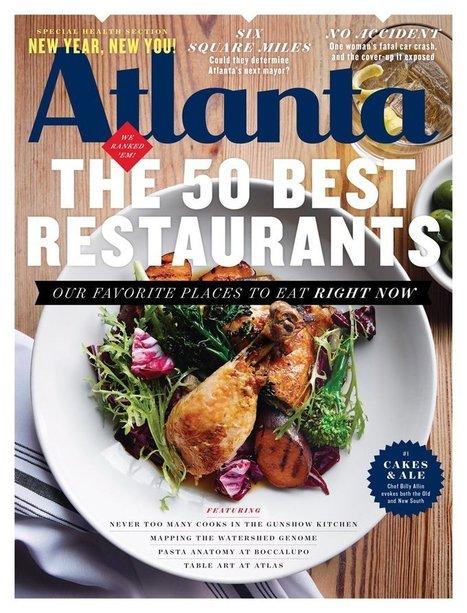 50 Best Restaurants in Atlanta - Atlanta Magazine | Real Estate Designs | Scoop.it