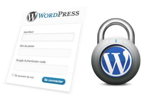Sécurité : Activer la validation en deux étapes sur Wordpress | Time to Learn | Scoop.it