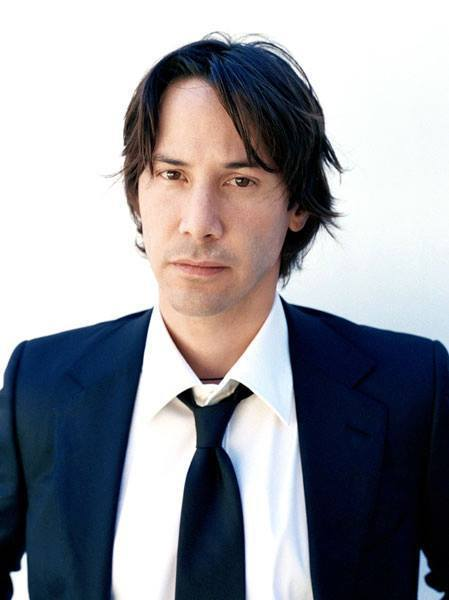 I cannot be part of a world where men... ~ Keanu Reeves | anonymous activist | Scoop.it