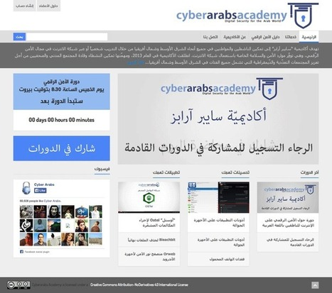 Información en la red sobre seguridad digital para el mundo árabe | @pciudadano | Periodismo Ciudadano | Scoop.it