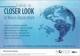 The Aquaculturists: Novus | Global Aquaculture News & Events | Scoop.it