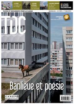 Banlieue et poésie, TDC, n° 1095, 1er mai 2015 | Revue de presse Pierre Flamens | Scoop.it