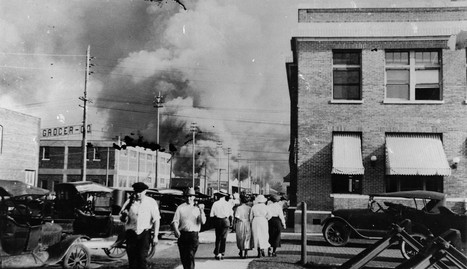 The history of the Tulsa race massacre that destroyed America's wealthiest black neighborhood | Meagan Day | Timeline | Medium.com | immersive media | Scoop.it