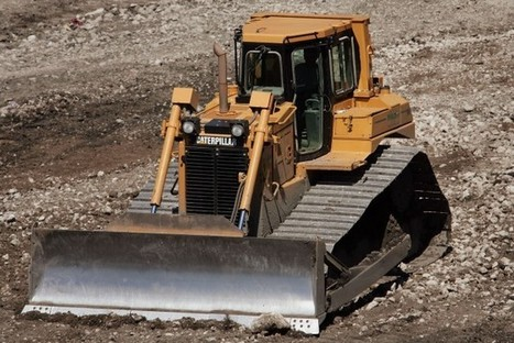 Middletown Man Bulldozes House, Doesn't Inform Wife | Earthmoving & Compaction | Scoop.it