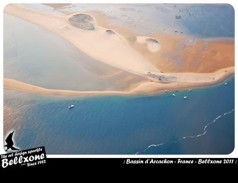 Le Bassin d'Arcachon vu du ciel | Le Bassin d'Arcachon | Scoop.it