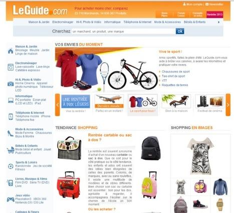 Interview LeGuide : Cyril Bouskila Responsable Commercial France | Le Blog Iziflux, solution d'export catalogues produits | Comparateurs et marketplaces | Scoop.it