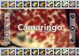 Edita fotos en Android con Camaringo | Biologíapl | Scoop.it