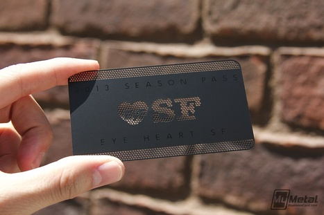 Black Metal Business Cards Offers Any Customization Options | Business Promote Idea | Scoop.it