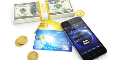 Désormais la moitié des américains utilise des services de banque en ligne | Charles Rosier | Scoop.it