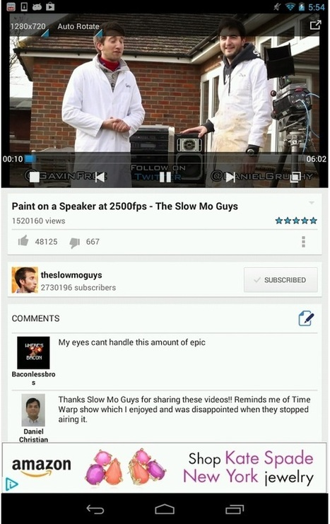 How to play youtube video in background in android. | Crounji | Scoop.it