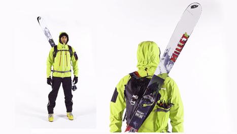 Millet lance un ski «freerando» en 2014, en partenariat avec Zag | ski de randonnée-alpinisme-escalade | Scoop.it
