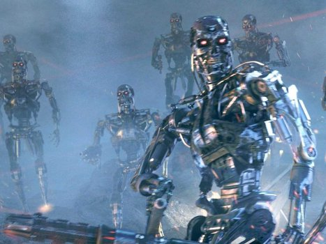 """""""We envision a world where that's all going to be automated,"""" he said. 