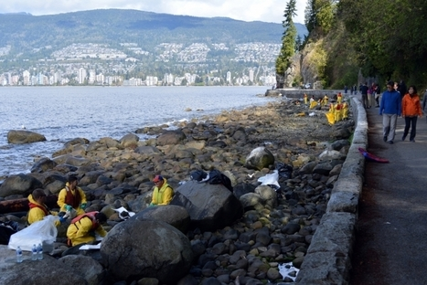 Canada: Oil spill in Burrard Inlet could cost Vancouver up to $1.2 billion   Jenny Uechi   Vancouver Observer   @The Convergence of ICT & Distributed Renewable Energy   Scoop.it