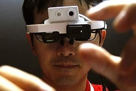 Japanese glasses translate foreign menus as you read   Technology in Business Today   Scoop.it
