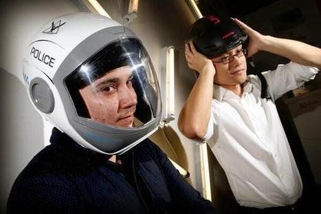 Tweet from @mxsydney | Forcite Helmet Systems - Alfred Boyadgis | Scoop.it