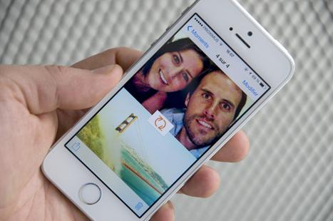 Twistam, la première application iPhone pour réaliser des selfies ... - Le Soir | Mobile Universe | Scoop.it