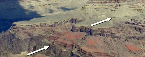 The Great Unconformity and the Sauk Megasequence | Conformable Contacts | Scoop.it