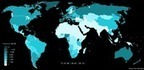 WORLD LIFE EXPECTANCY MAP | Mathematics learning | Scoop.it