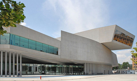 Italian Government Moves to Take Over Rome's Zaha Hadid-Designed MAXXI Museum ... - ARTINFO | ART is life | Scoop.it