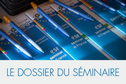 Séminaire FSE 2013 | Les WEAVENT | Scoop.it