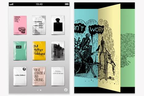 Une appli dédiée aux livres d'artistes et aux fanzines | livres objets | Scoop.it