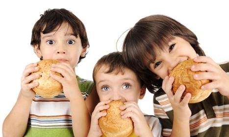Por qué es saludable que tus hijos coman pan - Informalia.es | Apasionadas por la salud y lo natural | Scoop.it