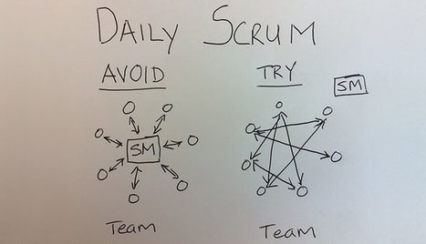 Tips for an Effective Daily Scrum Meeting   HR, L&D Capability and Role   Scoop.it