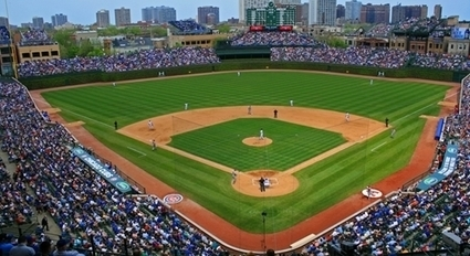 Take in baseball pastoral at these famous ballparks | Travel Destinations | Scoop.it