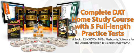 DAT Prep: Gold Standard DAT Preparation (Dental Admission Test)   DAT Prep   Scoop.it