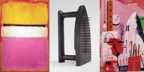 New York Jewish Artists: Celebrating 100 Years Of Creative Influence - ArtLyst | Human Writes | Scoop.it