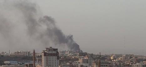 Saudi Arabia conducts fresh air strikes on Aden's Khormaksar - | news | Scoop.it