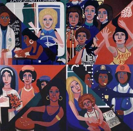articles/Womens prison mural on view in Washington | International Art Scene | Scoop.it