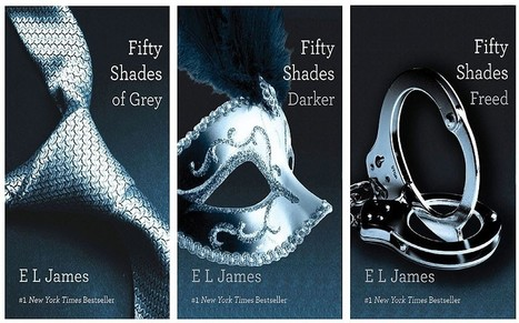 How Fifty Shades of Grey set pulses racing in the libraries of Surrey  - Telegraph | UK Public libraries in the news | Scoop.it