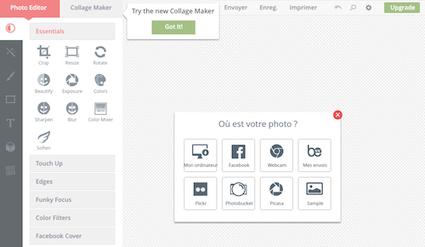 5 applications gratuites pour éditer des photos sur les réseaux sociaux | Autour du Web | Community Management | Scoop.it