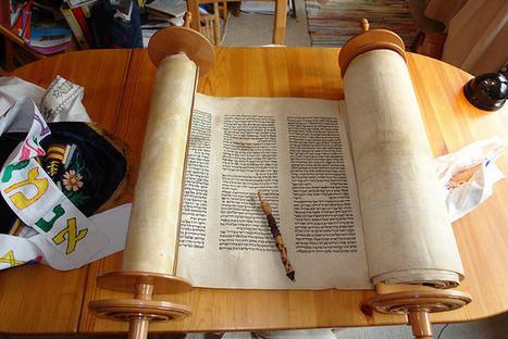 Une Torah sur la Lune, changée en entrepôt de stockage géant - Actualitté.com   Agence Science-Presse   Scoop.it