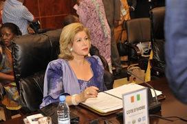 Dominique Ouattara, Première Dame de Côte d'Ivoire: La Fondation Ici apporte son soutien à la Première Dame pour la lutte contre les pires formes de travail des enfants | Dominique Ouattara | Scoop.it