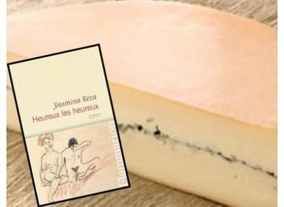 Quand Yasmina Reza parle du morbier | The Voice of Cheese | Scoop.it