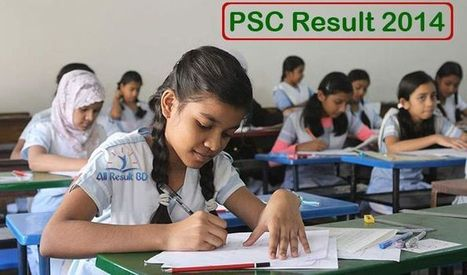 PSC Result 2014 primary school certificate result dpe.gov.bd | Bangladesh Education Board Result | Scoop.it