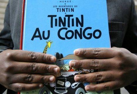 Tintin persona non grata dans des bibliothèques suédoises | Tintin, par Hergé | Scoop.it