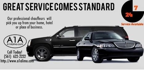 Airport Taxi Services: Luxury Transportation Service   Limousine Services   Scoop.it