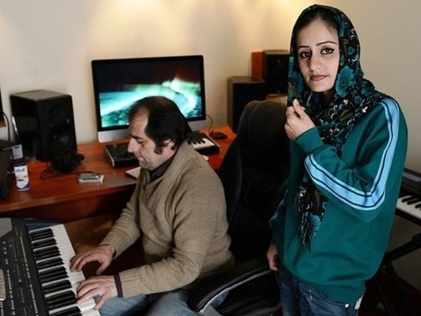 'First' Afghan female rapper seeks reason with rhymes   A Voice of Our Own   Scoop.it