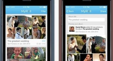 MyRoll, una innovadora forma de organizar fotos en los móviles | MIS VARIOS | Scoop.it