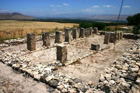 Where Joshua, Solomon and Ahab built what was once Israel's greatest city | Jewish Education Around the World | Scoop.it