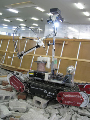 Upgraded Quince robots ready for second reactor foray | Robots and Robotics | Scoop.it
