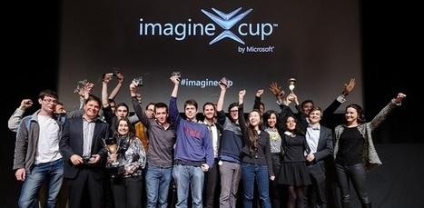 Imagine Cup 2013 : les lauréats de la finale française | Cabinet de curiosités numériques | Scoop.it