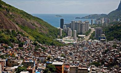 Brazil's favelas offer alternative budget accommodation for World ... | Brazil | Scoop.it