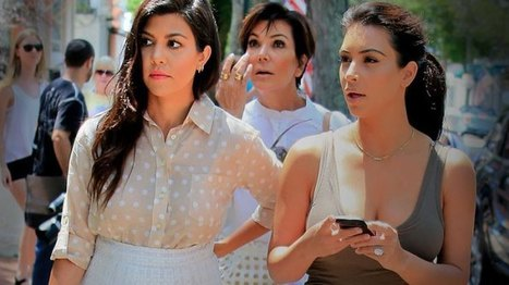 How The Kardashians Fooled America: New Tell-All Blows The Lid Off TV's Fakest Family's Rise To Fame-- Social Climbing, Cheating & Plastic Surgery   My Umbrella Cockatoo, TIKI   Scoop.it