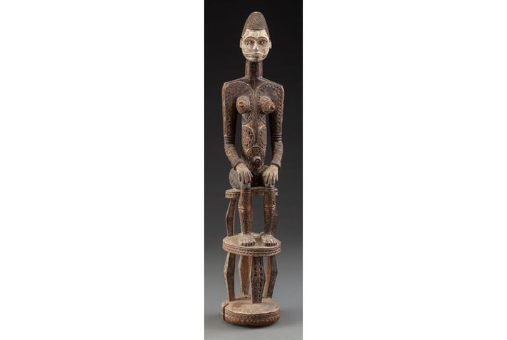 Tribal art Scholar's discoveries spanning 70-years offered at Heritage Auctions | Art Tribal | Kiosque du monde : A la une | Scoop.it